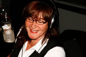 Die Hörfunk-Stimme | Brigitte Mayer